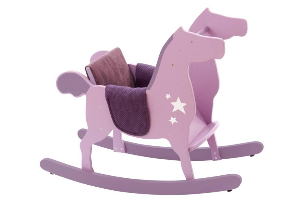 moulin roty cheval bascule parme doudouplanet. Black Bedroom Furniture Sets. Home Design Ideas