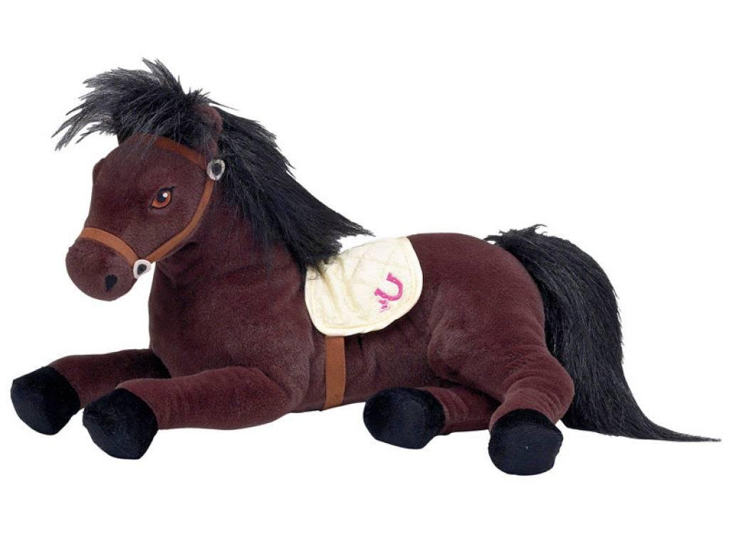 Peluche cheval - Grand galop le cheval volant ...