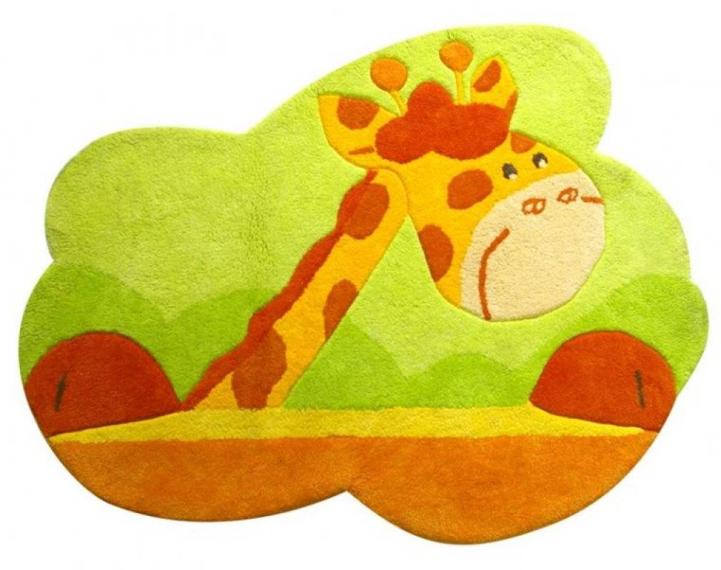 Tapis animal - Tapis animaux de la jungle ...