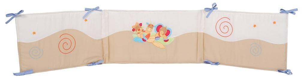 nattou tour de lit oasis doudouplanet. Black Bedroom Furniture Sets. Home Design Ideas