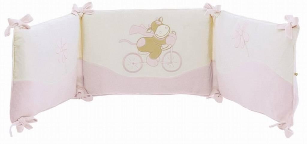 Noukies tour de lit vache lola doudouplanet - Les plus beaux lits ...