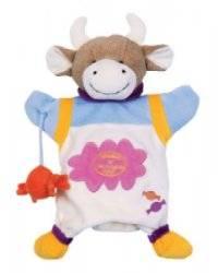 Marionnette Vache Cerise