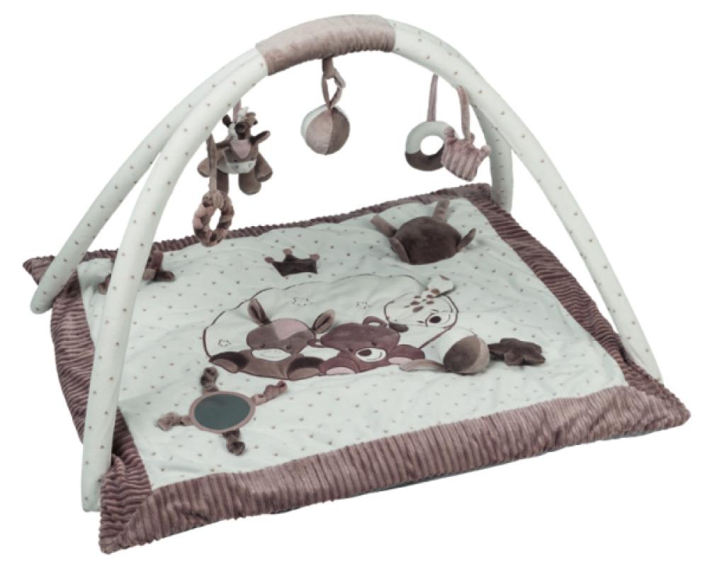 nattou tapis d 39 eveil avec arches max noa et tom. Black Bedroom Furniture Sets. Home Design Ideas