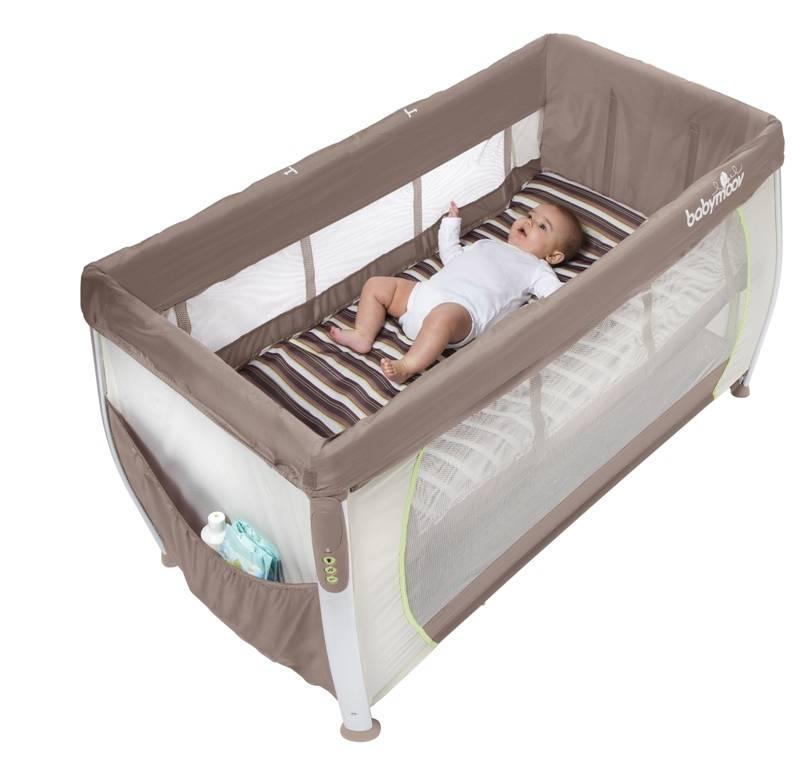 babymoov lit parapluie silver dream taupe amande. Black Bedroom Furniture Sets. Home Design Ideas