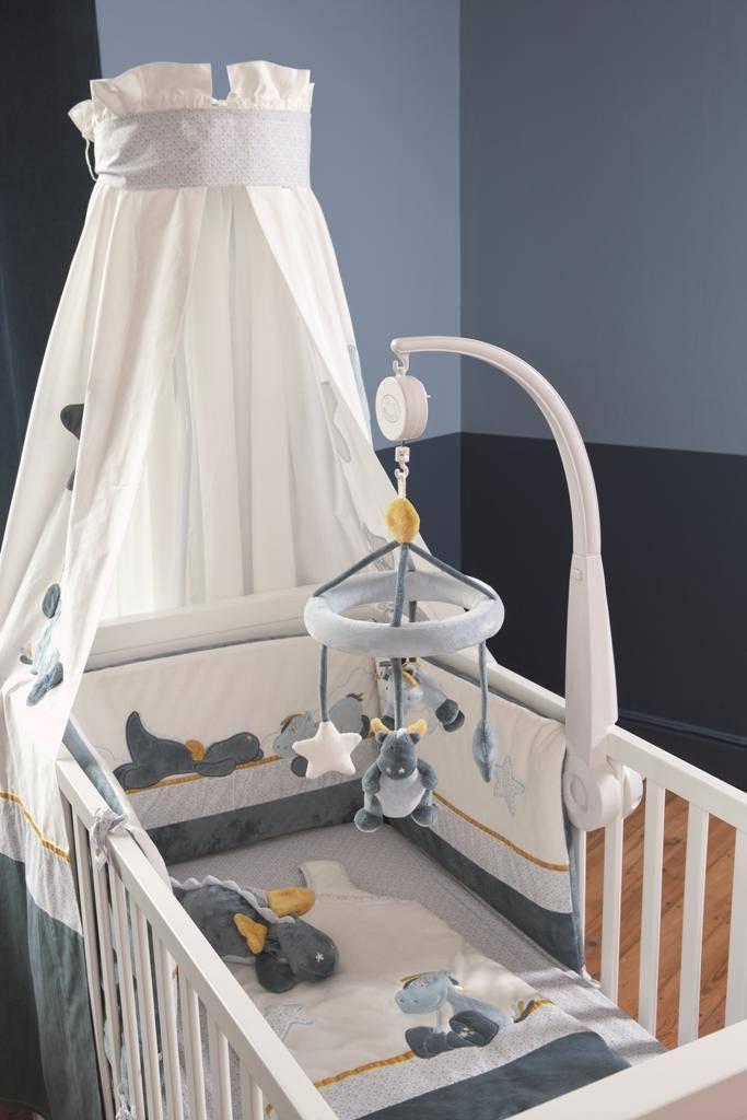 noukies ciel de lit victor et lucien doudouplanet. Black Bedroom Furniture Sets. Home Design Ideas