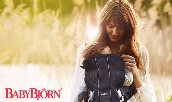 image de la marque BabyBjörn