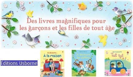 image de la marque Editions Usborne