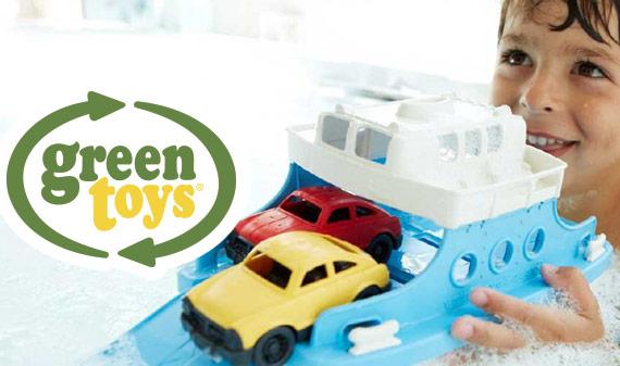 image de la marque Green Toys