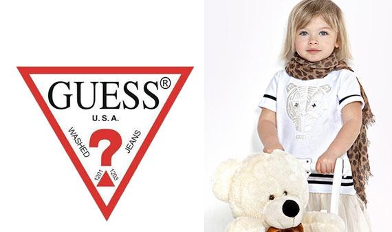 image de la marque Guess Enfant