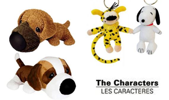 image de la marque The Characters