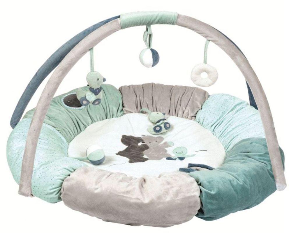 nattou tapis eveil pouf jack jules et nestor. Black Bedroom Furniture Sets. Home Design Ideas