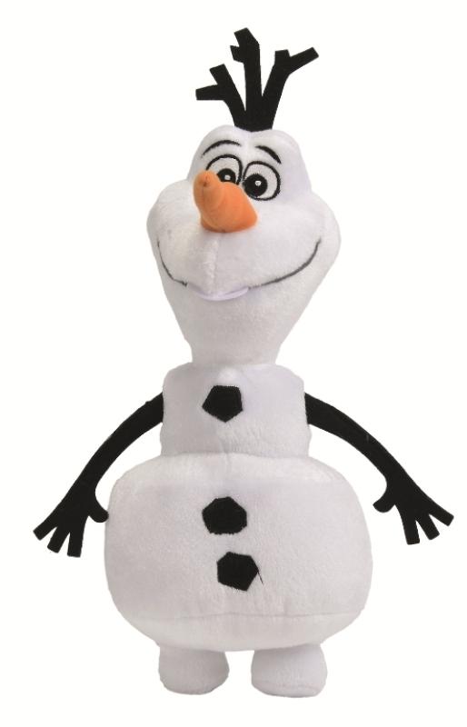Disney peluche olaf frozen 25 cm doudouplanet - Bonhomme de neige olaf ...