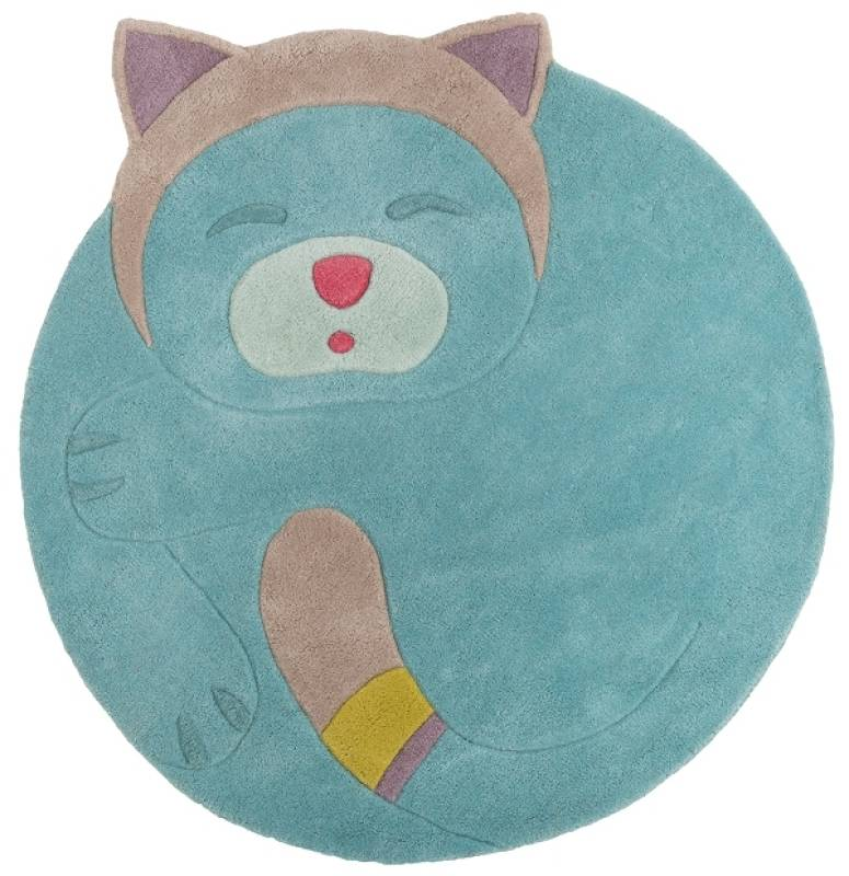 Moulin roty tapis chat les pachats doudouplanet - Tapis turquoise chambre bebe ...