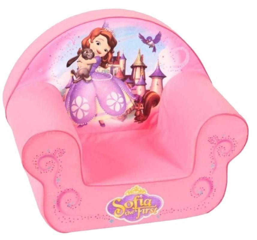 Disney - Fauteuil trône princesse sofia Doudouplanet