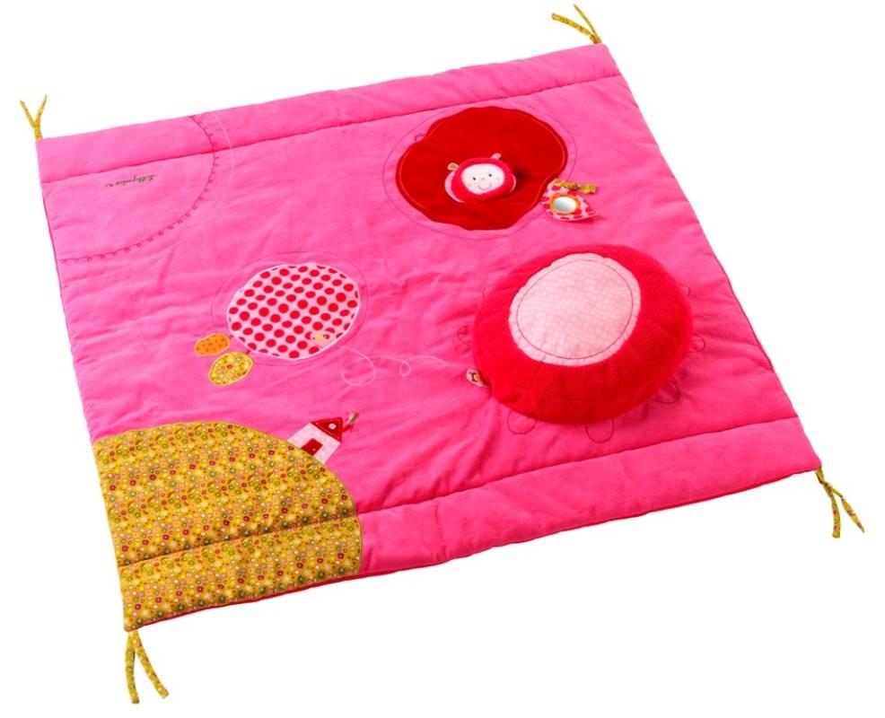 lilliputiens tapis de parc liz doudouplanet. Black Bedroom Furniture Sets. Home Design Ideas