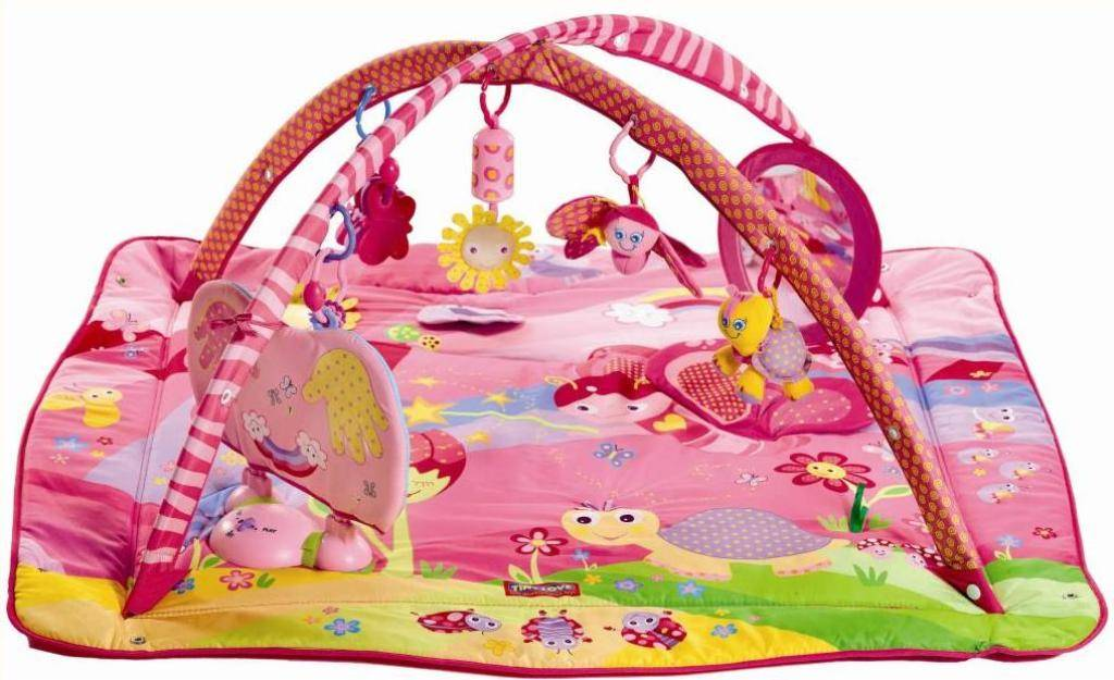 tiny love tapis eveil gymini princesse doudouplanet. Black Bedroom Furniture Sets. Home Design Ideas