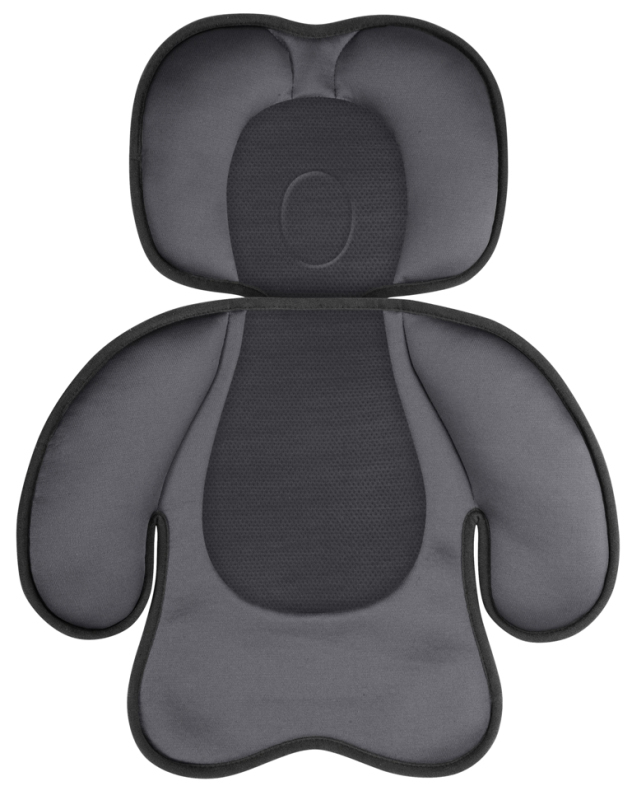babymoov coussin r ducteur pour si ge auto cosyseat noir zinc. Black Bedroom Furniture Sets. Home Design Ideas
