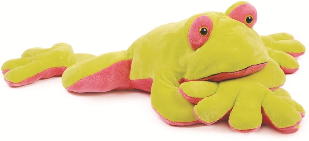 peluche geante grenouille