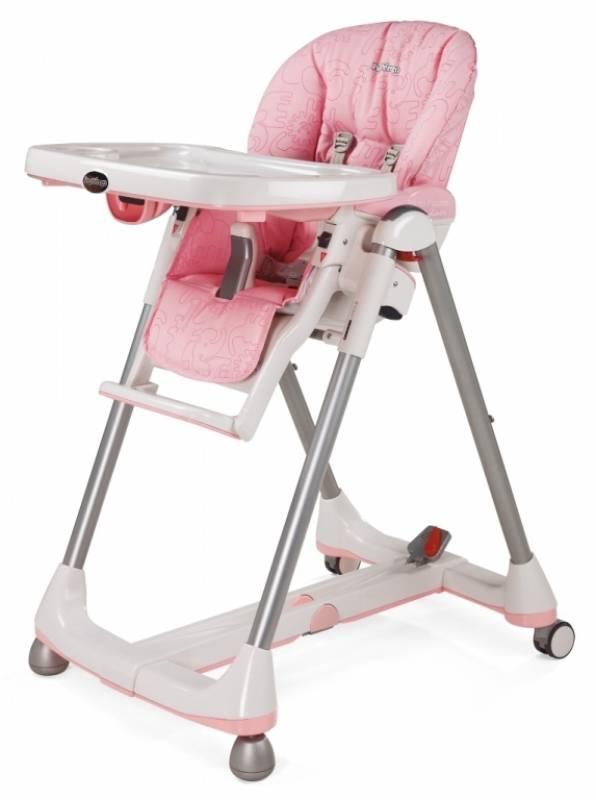 chaise bebe peg perego prima pappa ecru