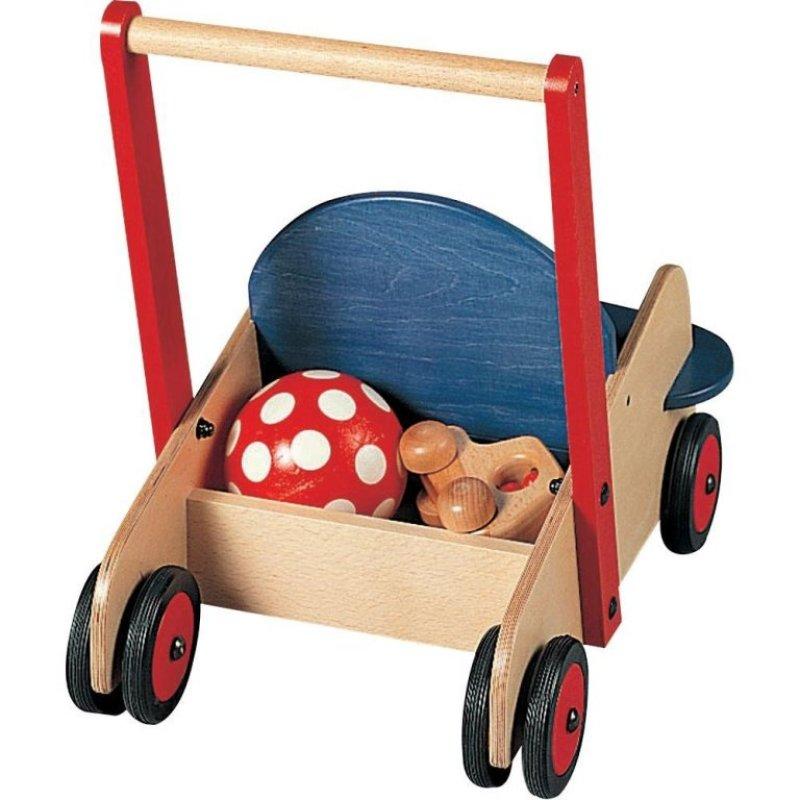 haba chariot premier pas doudouplanet. Black Bedroom Furniture Sets. Home Design Ideas