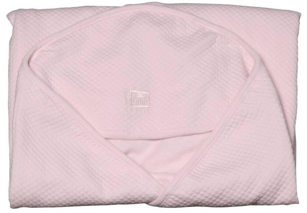 red castle couverture babynomade coton rose taille 1. Black Bedroom Furniture Sets. Home Design Ideas