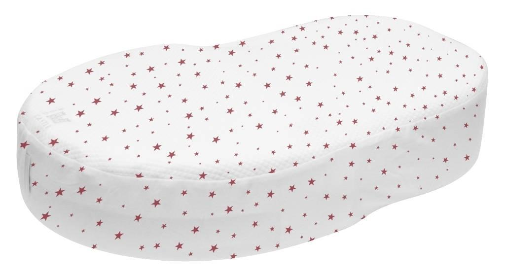 drap housse cocoonababy Red Castle   Drap housse cocoonababy t3 etoiles rouges drap housse cocoonababy
