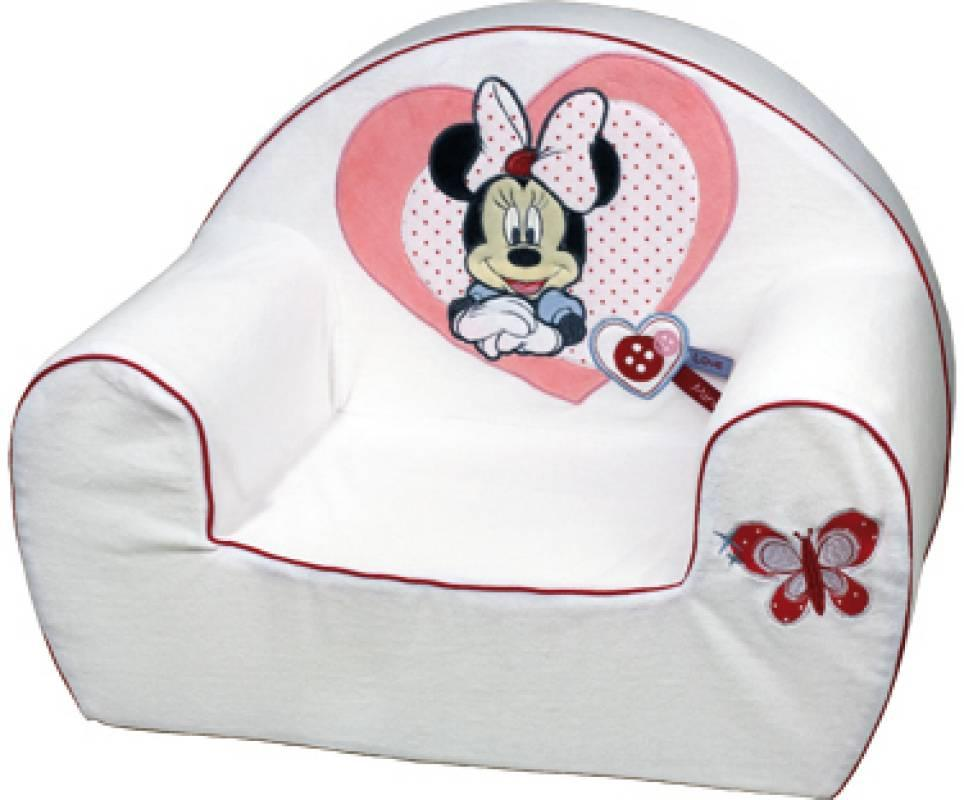 babycalin fauteuil club minnie doudouplanet. Black Bedroom Furniture Sets. Home Design Ideas