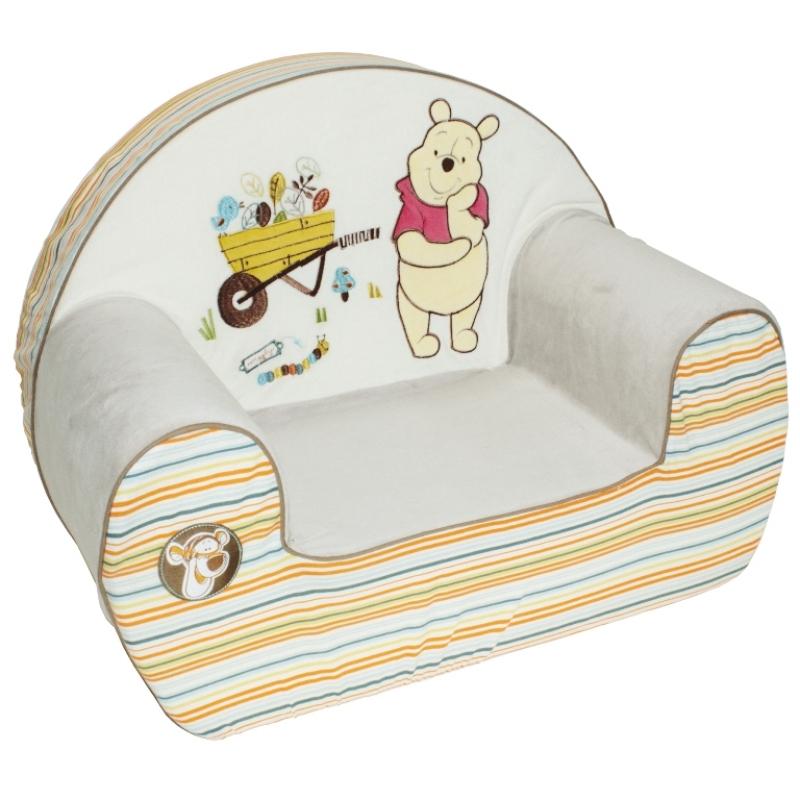 babycalin fauteuil club winnie woodland. Black Bedroom Furniture Sets. Home Design Ideas