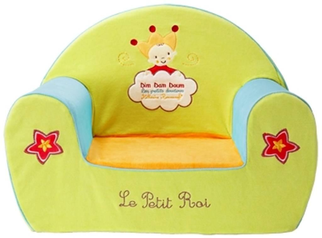 babycalin fauteuil petit roi doudouplanet. Black Bedroom Furniture Sets. Home Design Ideas