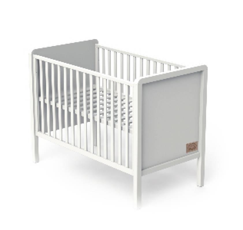 noukies lit barreaux chamonix doudouplanet. Black Bedroom Furniture Sets. Home Design Ideas