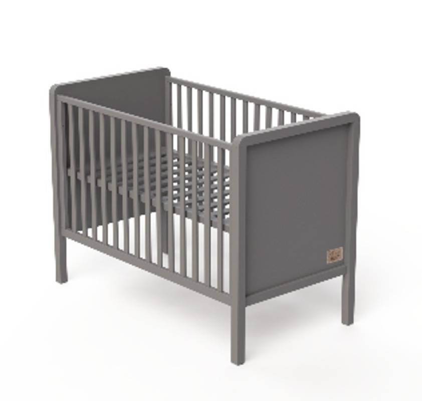 noukies lit barreaux zermatt doudouplanet. Black Bedroom Furniture Sets. Home Design Ideas