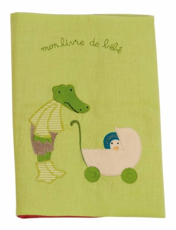 Moulin roty livre de naissance crocodile les loupiots - Livre de naissance moulin roty ...