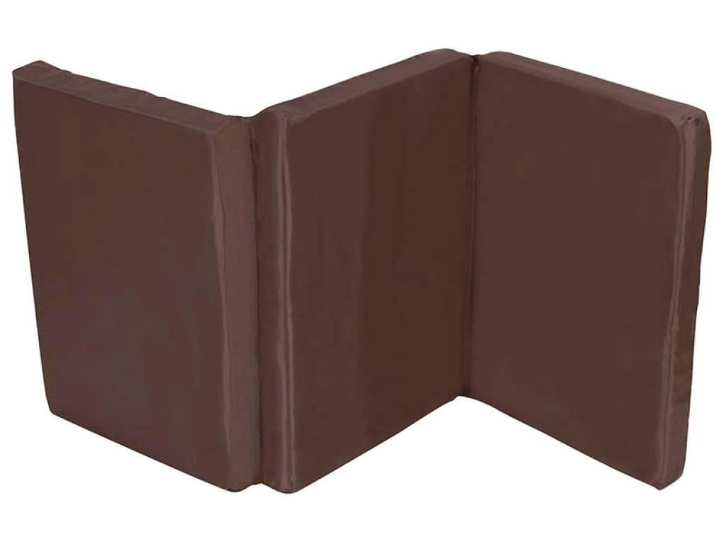 nattou matelas gris pour lit parapluie. Black Bedroom Furniture Sets. Home Design Ideas