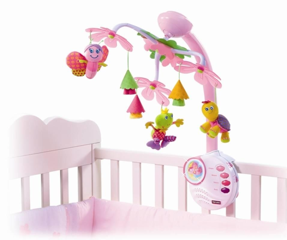Tiny love mobile musical tiny princess doudouplanet - Mobile musical bebe fille ...