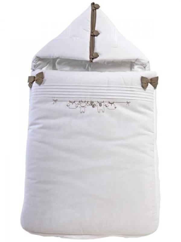 tartine et chocolat nid d 39 ange trousseau blanc. Black Bedroom Furniture Sets. Home Design Ideas