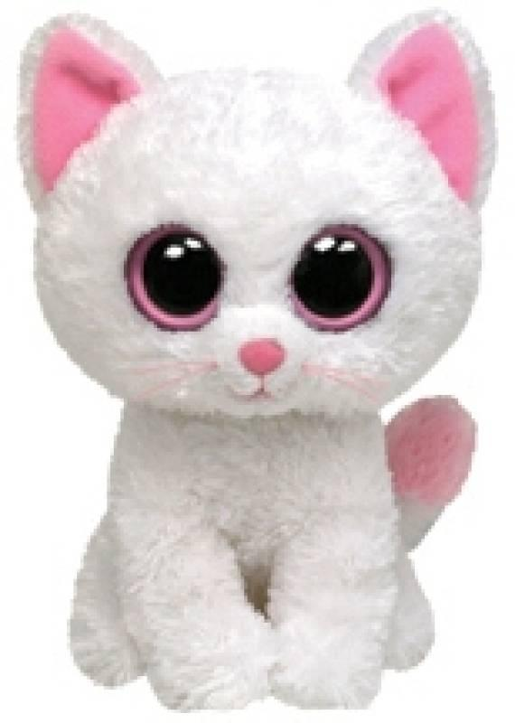 ty peluche chat cashmere beanie boo 39 s 23 cm. Black Bedroom Furniture Sets. Home Design Ideas