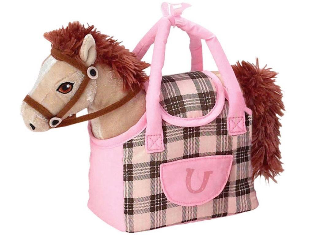 Jemini peluche cheval starlight grand galop sac main - Grand galop le cheval volant ...