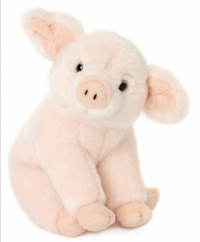 peluche bebe cochon