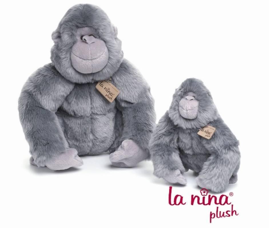peluche bebe gorille