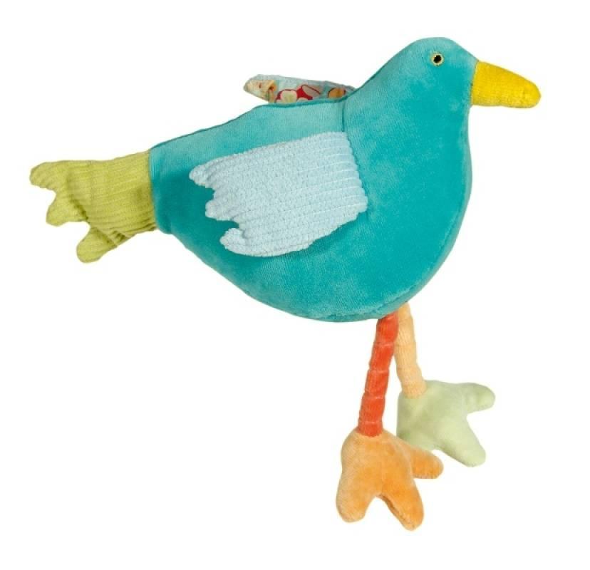 peluche bebe oiseau