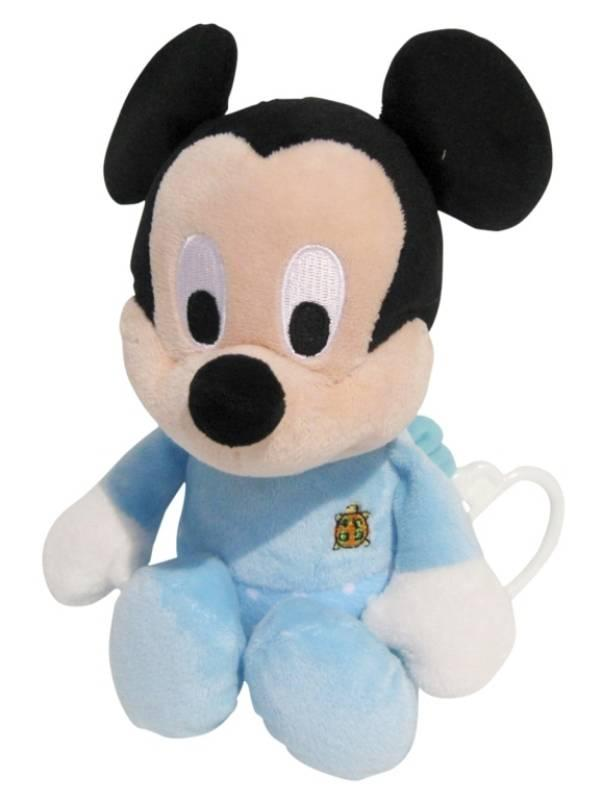 disney peluche musicale mickey 23 cm doudouplanet. Black Bedroom Furniture Sets. Home Design Ideas