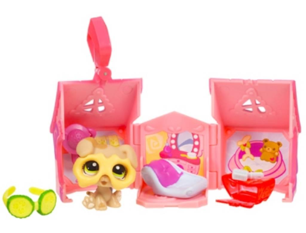 Hasbro petshop chien et sa petite maison for Petite maison pour chien