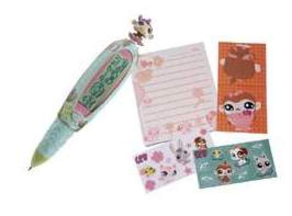 Hasbro petshop stylo electronique singe - Petshop singe ...