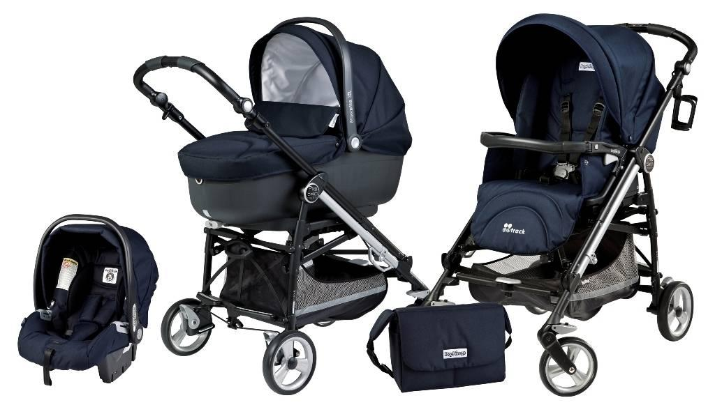 peg perego pack trio switch easy drive on track navy. Black Bedroom Furniture Sets. Home Design Ideas