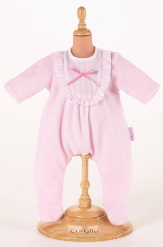 corolle pyjama rose poup e 30 cm doudouplanet. Black Bedroom Furniture Sets. Home Design Ideas