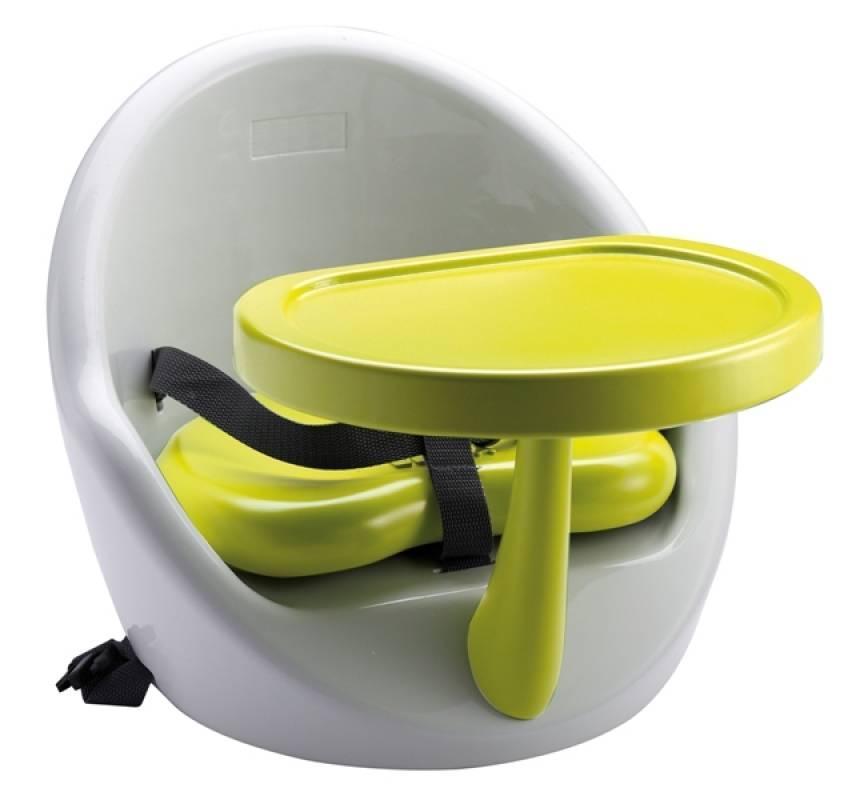 beaba r hausseur de table babyboost blanc vert. Black Bedroom Furniture Sets. Home Design Ideas