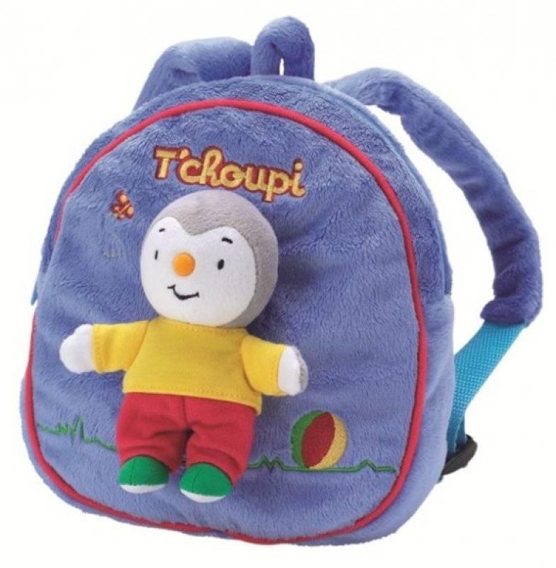 Jemini sac dos tchoupi bleu doudouplanet - Tchoupi tchoupi ...