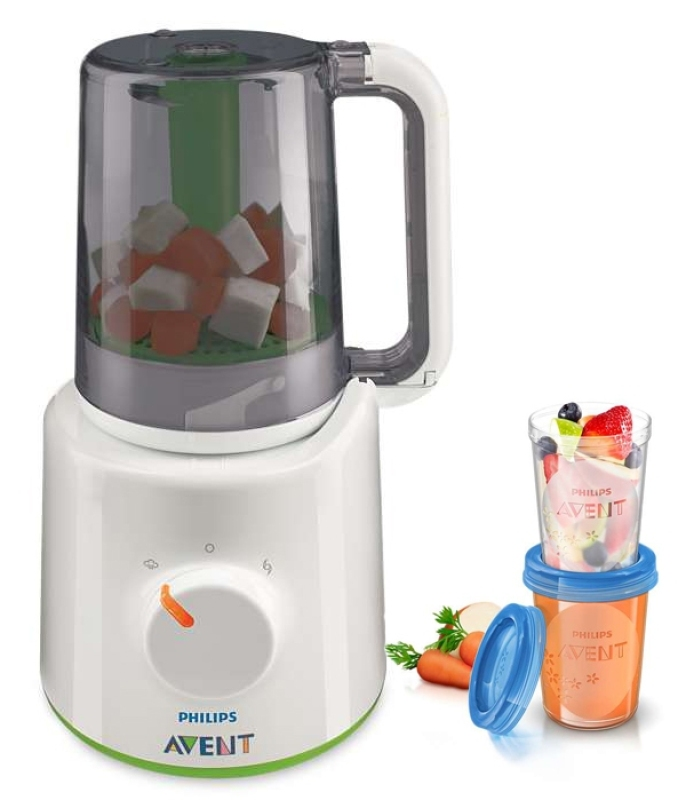Philips avent robot cuiseur vapeur mixeur offre sp ciale - Philips robot cuiseur ...