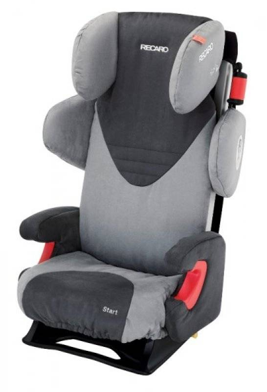 recaro si ge auto start bellini asphalt grey. Black Bedroom Furniture Sets. Home Design Ideas