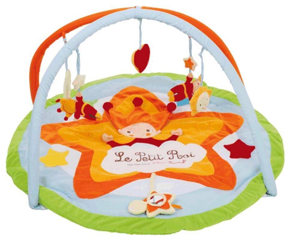 babynat tapis d 39 eveil petit roi doudouplanet. Black Bedroom Furniture Sets. Home Design Ideas